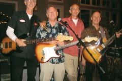 Our four-member ensemble