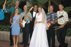Wedding gig in Brisbane